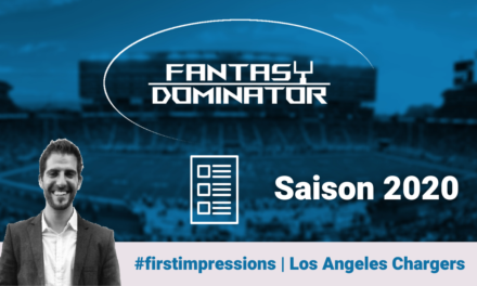 #firstimpression 2020 LOS ANGELES CHARGERS