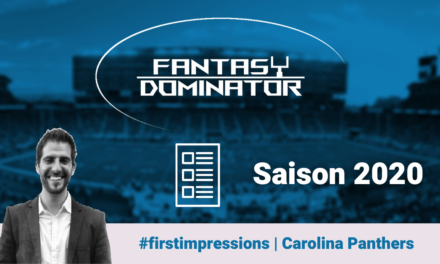 #firstimpression 2020 CAROLINA PANTHERS