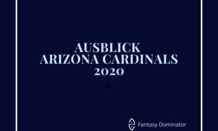 #firstimpression 2020 ARIZONA CARDINALS