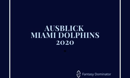 #firstimpression 2020 Dolphins