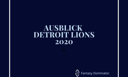 #firstimpression 2020 LIONS