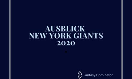 #firstimpression 2020 Giants