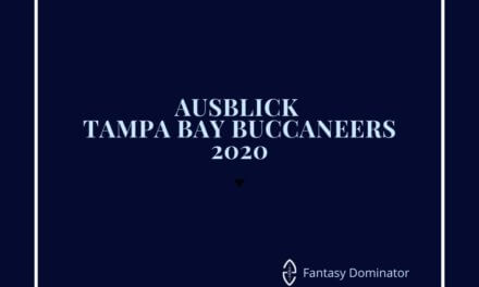 #firstimpression 2020 TAMPA BAY BUCCANEERS
