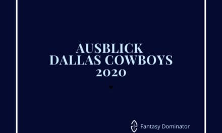 #firstimpression 2020 DALLAS COWBOYS