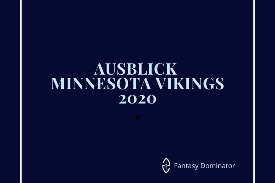 #firstimpression 2020 MINNESOTA VIKINGS