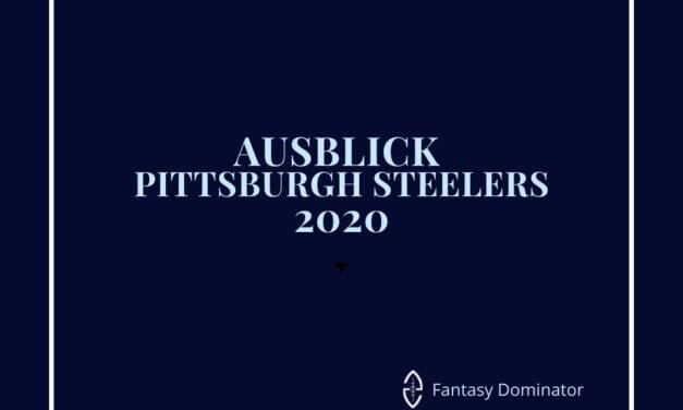 #firstimpression 2020 PITTSBURGH STEELERS
